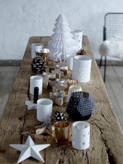 Take inspiration from our Scandinavian neighbors for simple yet cozy Christmas decor!