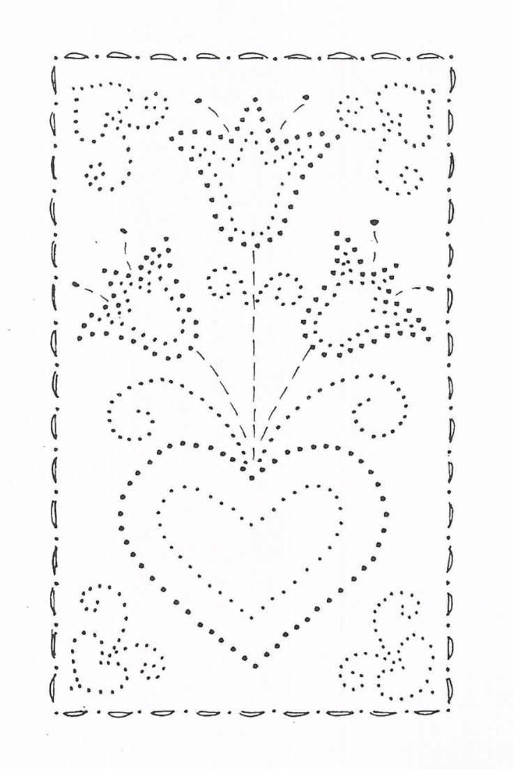 graphic regarding Printable Tin Punch Patterns Free named Very simple Tin Punch Types Printables - 0425