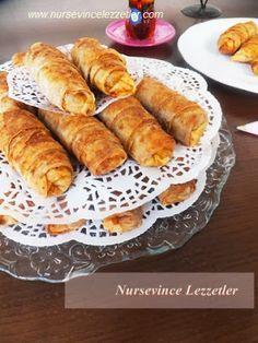 Haşhaşlı Yeşil Mercimek Böreği Tarifi   Yemek Tarifleri