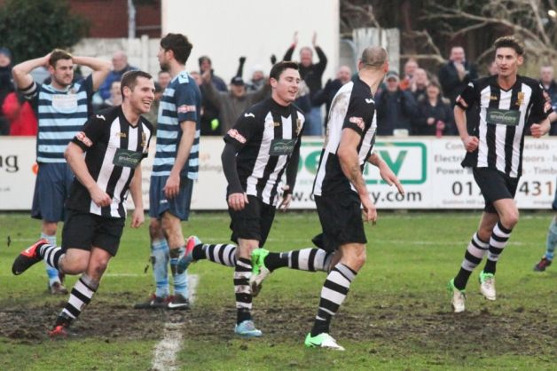 The gap at the top of the Evo-Stik League Premier Division has been cut to just one point after Chorley defeated Grantham Town 3-1 while tab...