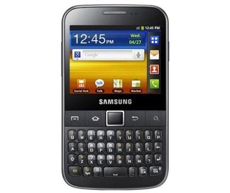 Samsung Galaxy Y Pro Review