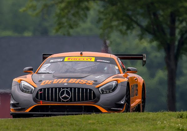 Motor'n | Three Mercedes-AMG Motorsport Customer Racing Teams to Compete in Season-Opening SprintX Doubleheader in Virginia