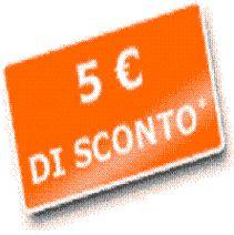 BUONO ACQUISTO - Iscrizione alla tessera di Treviso e provincia club genera  un buono sconto di 5 euro sul primo acquisto all'interno del nostro E-COMMERCE .  € 5.00