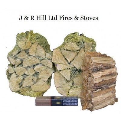 Kiln Dried logs Starter Pack 2