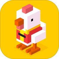 Crossy Road - Endless Arcade Hopper by HIPSTER WHALE