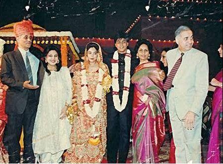 SRK-Gauri Hindu wedding, 1991