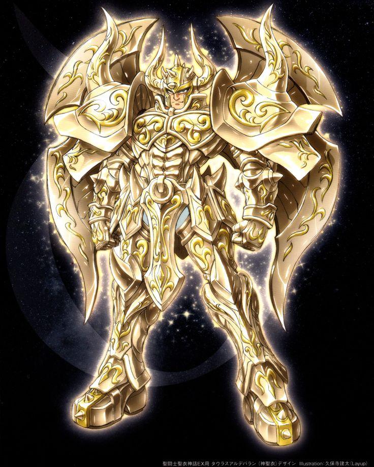 Saint Seiya Soul of Gold, Aldebaran, Taurus. Kenta Kubodera