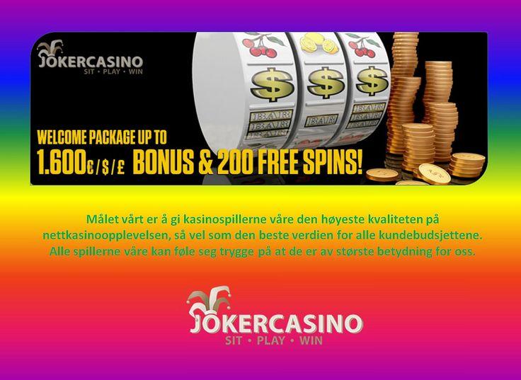 https://flic.kr/p/YYN2gL | mobilkasino, casino bonus,  freespins, joker | Follow us : www.jokercasino.com/no  Follow us : storify.com/casinospill  Follow us : followus.com/kasino-bonuser