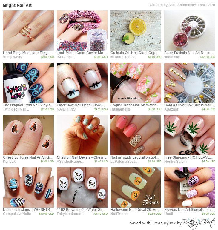 224 best Nail Art: Mix&Match nails images on Pinterest | Mix match ...