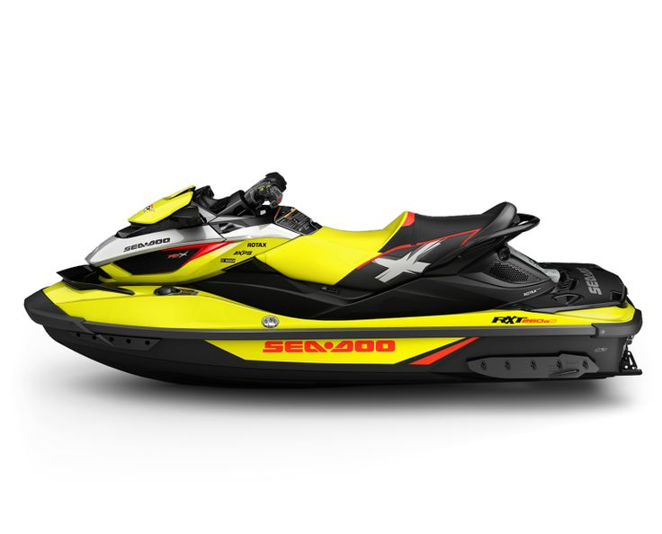 RXT-X aS 260 Personal Watercraft Features: Fully Adjustable Suspension, S3 Hull, and more | Sea-Doo US