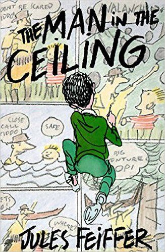the man in the ceiling graphic novel - Google Search
