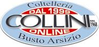 negozio specializzato dal 1968 nella vendita di coltelli, torce a led, prodotti ufficiali tratti da film, articoli per la casa e da regalo. Online dal 1999