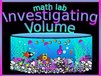 """In the following lab, students enjoy a """"hands-on"""" activity to learn the reasoning behind the formulas used in calculating for volume in two solids, the pyramid and the prism. * Students draw the nets on poster board for a pyramid and a prism, given precise measurements. *"""