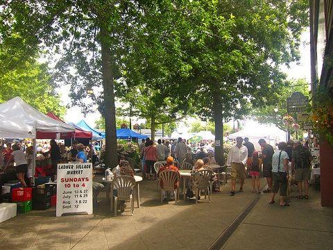 Ladner Village Market (Ladner Trunk Rd. and Elliott St.) - 2015 Dates Sundays 10 - 4 June 14 & 28, July 12 & 26, August 9 & 23, September 13