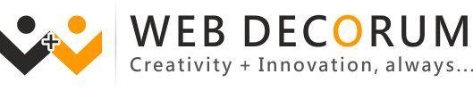 Web Decorum,We are skilled in graphic design, web design and   development, portal development, SEO services, font development,   mobile apps and Technical Consultants.