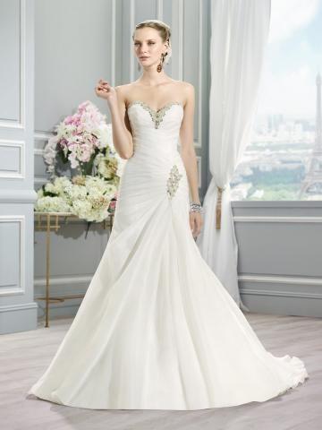 Organza Jaro Empírové Svatební šaty 2015