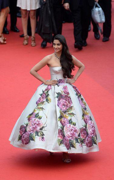Sonam Kapoor in Dolce & Gabbana