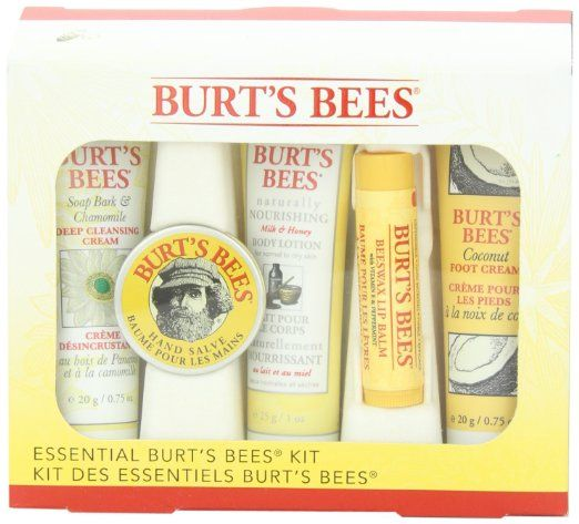 You could purchase this Burt's Bees Essential's Kit for $10 but you are essential in reaching our goal. Donate your $10 on October 10th today!