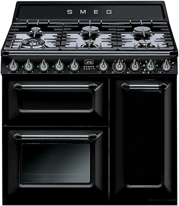 Best 25 freestanding oven ideas on pinterest gas double for Smeg kitchen designs
