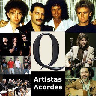 Artistas con Q (Lista) canciones con letras y acordes de guitarra y piano