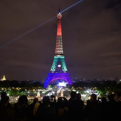 Viral: Eiffel Tower Lights Up in Honor of Orlando Shooting Victims
