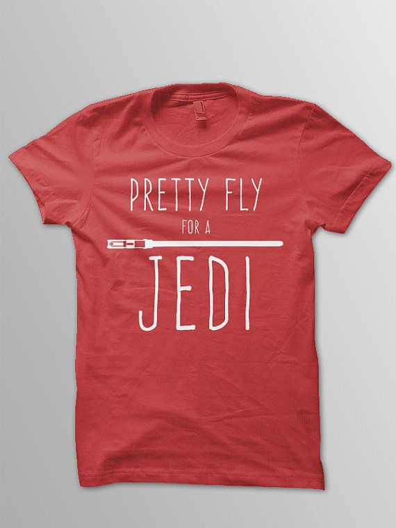 Pretty Fly For A Jedi Star Wars Shirt Kids Disney shirt Star Wars theme