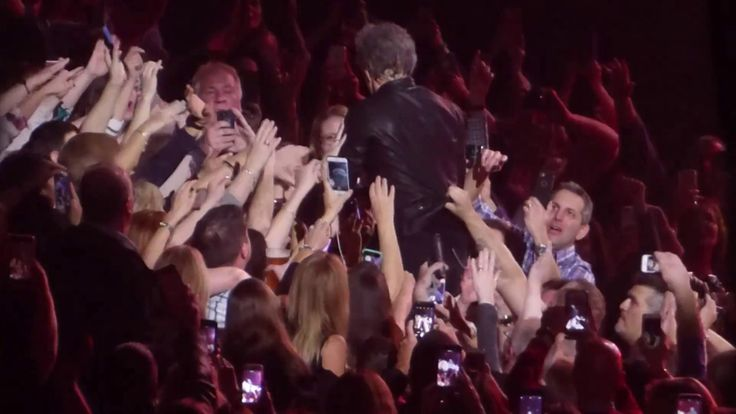 """Bad Medicine"" Bon Jovi@Wells Fargo Center Philadelphia 3/31/17"