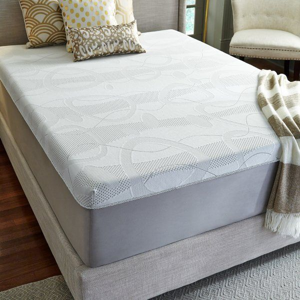 You Ll Love The Otero 14 Plush Memory Foam Mattress At Joss Main With Great Deals On All Pro Firm Memory Foam Mattress Mattress Sizes Memory Foam Mattress