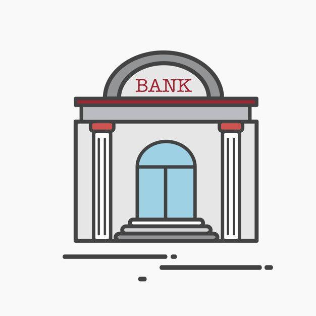 Download Illustration Of A Big Bank For Free Illustration Infographic Illustration Vector Icons Illustration