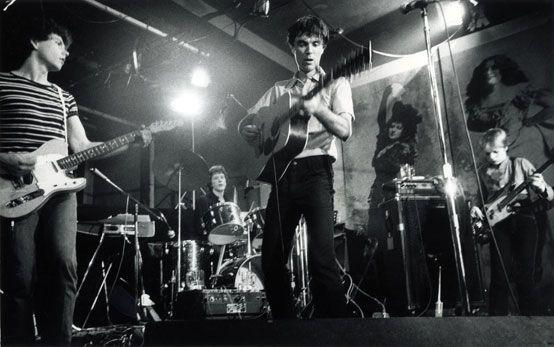Talking Heads  ::    CBGB's 1977
