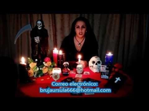 trabajos de magia negra mexico - santa muerte