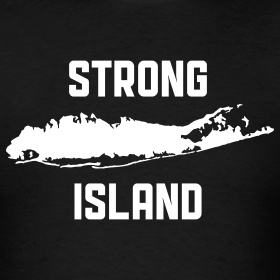 "Once you get salt in your blood, it's hard to get it out. They don't call us ""Strong Island"" for nothing."