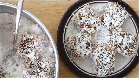 KitchenTigress: Kueh Ko Swee (Kuih Kosui)