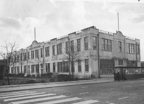 Blind School Middlesbrough
