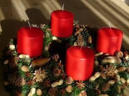 Výsledek obrázku pro christmas candlestick wreaths and decorations