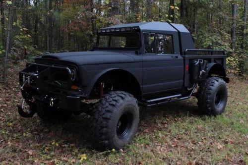 Black Jeep | Andrew's Social Media