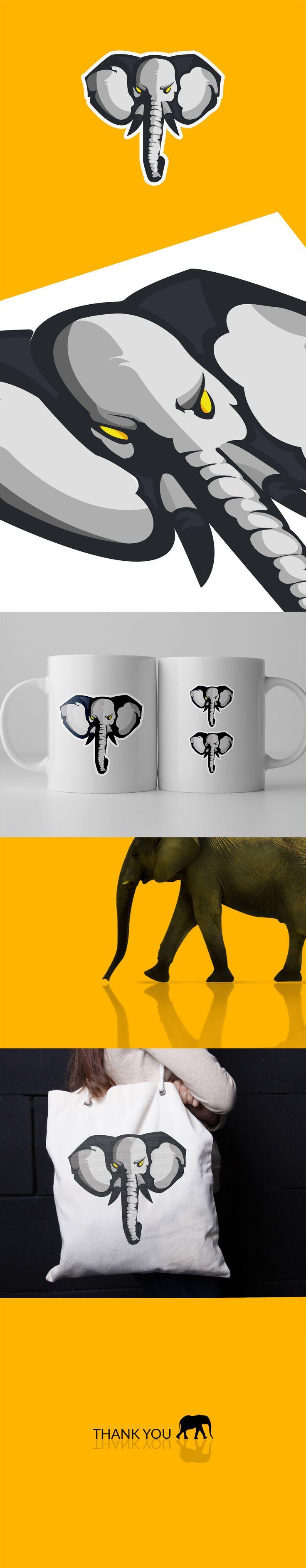 "Popatrz na mój projekt w @Behance: ""Elephant"" https://www.behance.net/gallery/47524081/Elephant"