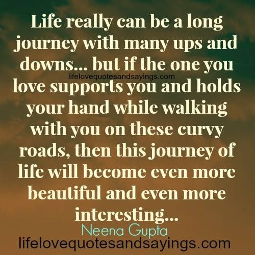 the many ups and downs that with life Life isn't about the exact quantity of ups and downs, but rather how  and you'll  find there are many small ups and downs we experience nearly.