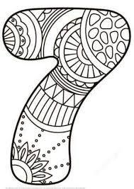 1sınıf Rakamlar Mandala Ile Ilgili Görsel Sonucu Eğitim Numero