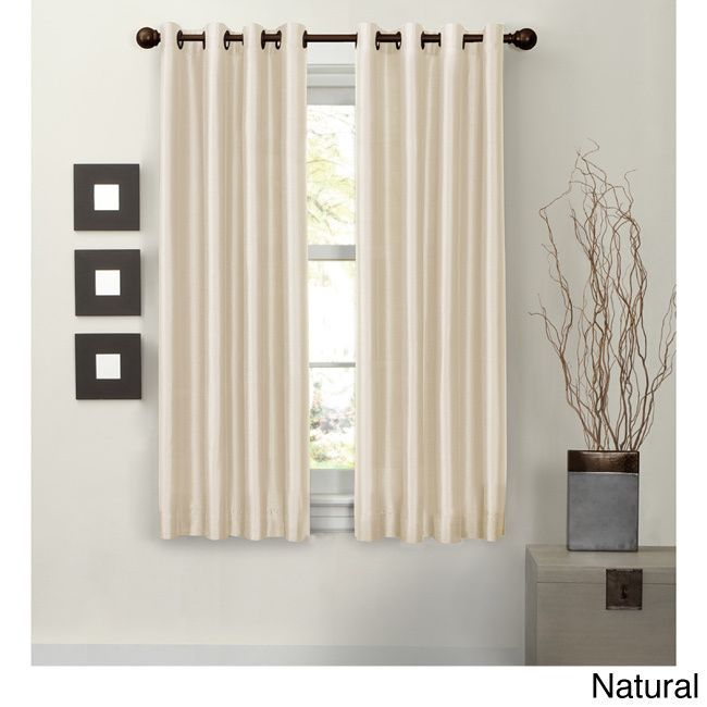 Maytex Jardin Blackout Noise Reducing 63-Inch Curtain Panel – 54 x 63