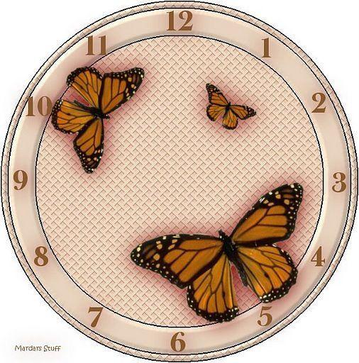 Картинки для декупажа: циферблат часов. Обсуждение на LiveInternet - Российский Сервис Онлайн-Дневников