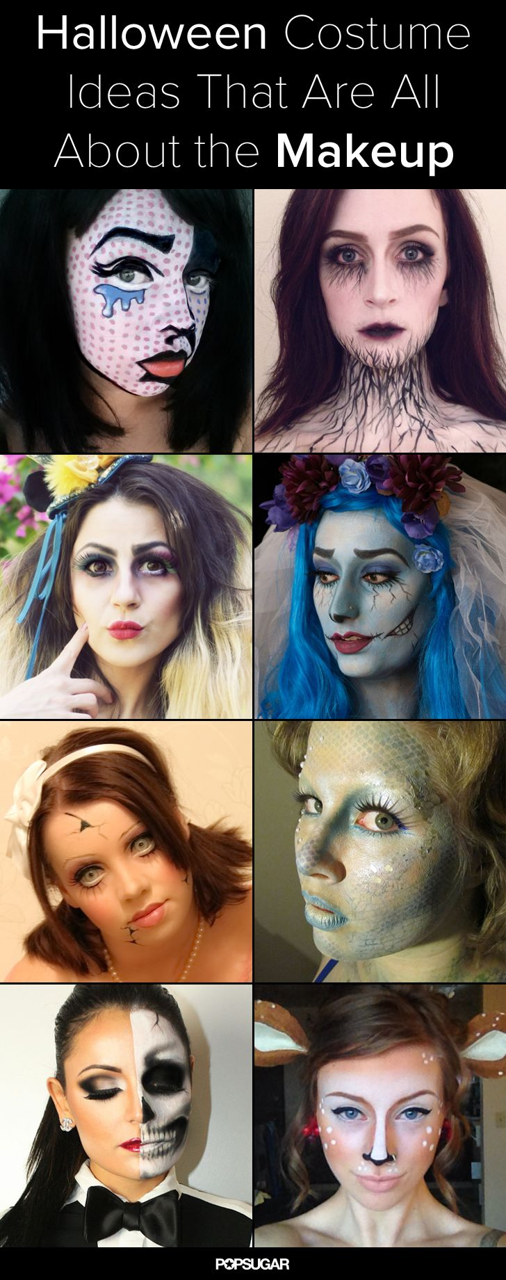 35 Real-Girl Halloween Costumes That Are Terrifyingly Gorgeous