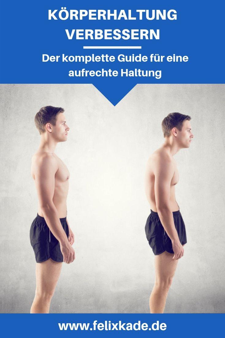 Körperhaltung verbessern: Der komplette Guide für eine aufrechte Haltung – Körperhaltung verbessern | Die besten Übungen