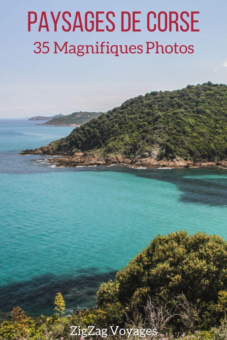 Les Plus Beaux Paysages De Corse En Photos De La Montagne A La Mer Paysage Corse Les Plus Beaux Paysages Beau Paysage