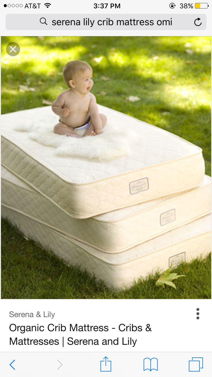 organic mattress cribs compromise non mattresses naturepedic baby cotton no crib best deluxe toxic quilted
