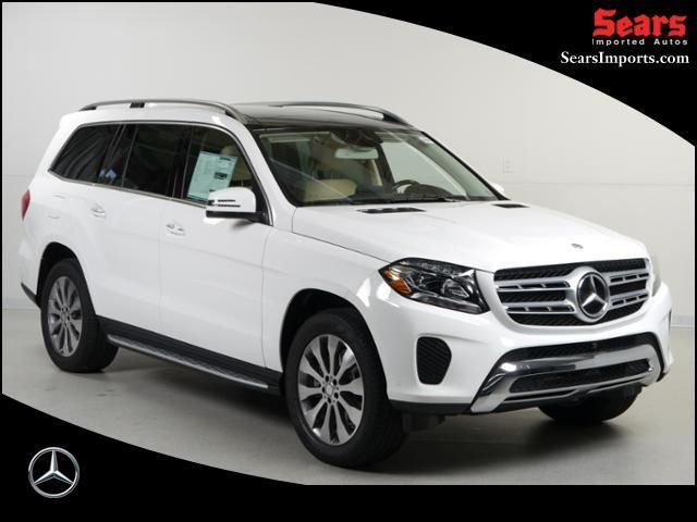 New-2017-Mercedes-Benz-GLS-GLS450 4MATIC SUV