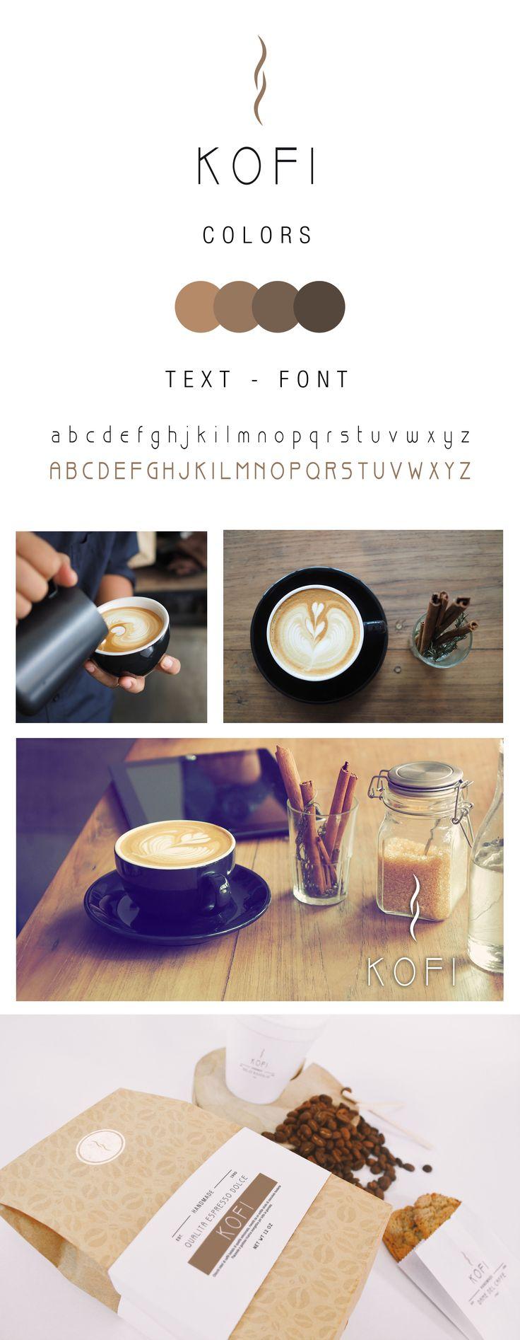#grafichenuovatipografia #grafiche #nuova #tipografia #logo #coordinamento ##loghi #presentazione #coffee #caffé #café #kofi #colors #color #packaging #design #cup #tazza #brown #marrone #Concept #packaging