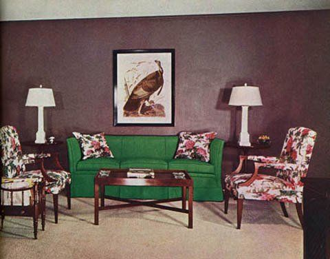 42 Best Images About 1940s Home Decor On Pinterest House