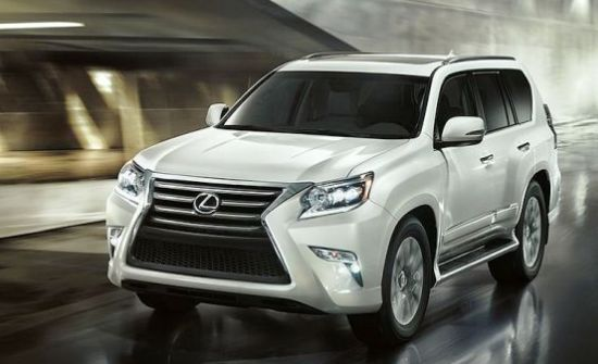 2017 Lexus GX Redesign, Release Date, Price - New Car Rumors
