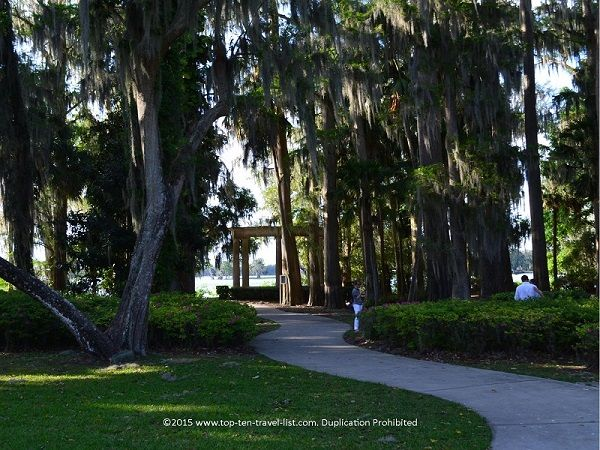 Kraft Azlea Gardens in Winter Park, Florida #nature #Florida